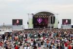 NDR Open-Air-Festival 2015 am Strand von Warnemünde