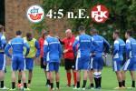 Hansa Rostock unterliegt Kaiserslautern im DFB-Pokal