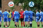 Hansa Rostock unterliegt den Stuttgarter Kickers mit 0:1