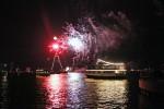 Hanse Sail Feuerwerk 2015 in Warnemünde