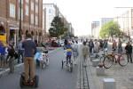 """Klimaaktionstag """"Straße frei!"""" in der Langen Straße"""