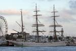 Schiffsbesichtigungen zur Hanse Sail 2015 - Open Ship
