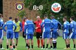 Hansa Rostock und Erzgebirge Aue trennen sich 0:0