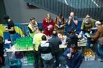 Koordination von Hilfsangeboten für Flüchtlinge in Rostock