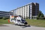 Fördermittel für Apotheke und Hubschrauberlandeplatz des Südstadt-Klinikums