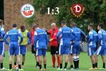 Hansa Rostock unterliegt Dynamo Dresden mit 1:3