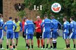 Hansa Rostock und Preußen Münster trennen sich 1:1