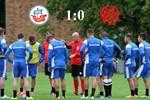 Hansa Rostock besiegt Mainz 05 II mit 1:0