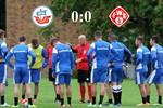 Hansa Rostock und die Würzburger Kickers trennen sich 0:0