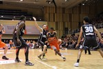 Rostock Seawolves besiegen Itzehoe Eagles mit 92:80 (44:30)