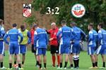 Hansa Rostock unterliegt Rot-Weiß Erfurt mit 2:3