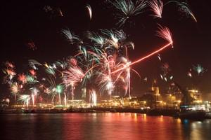 Hinweise zum Abbrennen von Silvesterfeuerwerken 2015 in Rostock