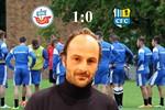 Hansa Rostock besiegt den Chemnitzer FC mit 1:0