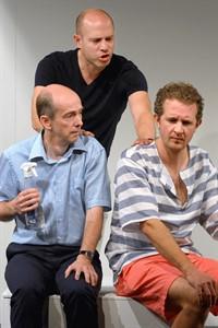 Unsere Frauen - Komödie von Eric Assous an der Bühne 602 (Foto: Compagnie de Comédie)