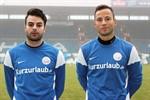 Garbuschewski und Youssef - Hansa Rostock testet Offensivkräfte