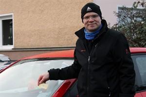 Claus Sesselmann, Carsharing-Nutzer seit 20 Jahren