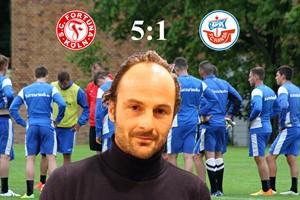 Hansa Rostock unterliegt Fortuna Köln mit 1:5 (Foto: Archiv)