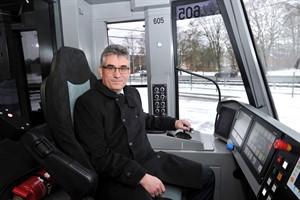 Jan Bleis ist neuer Kaufmännischer Vorstand bei der RSAG (Foto: Joachim Kloock)