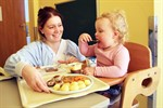 Unimedizin führt Speisekarte für kleine Patienten ein
