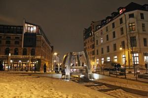 14. Winterserenade am 9. Januar 2016 in der Östlichen Altstadt