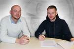 Melvin Platje und Stefan Wannenwetsch verstärken Hansa Rostock