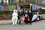 Zoo-Bus geht in Rostock auf Tour