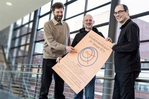 Schaltjahreskolloquium am Institut für Physik der Universität Rostock am 29.02.2016 (Foto: Universität Rostock/Thomas Rahr)