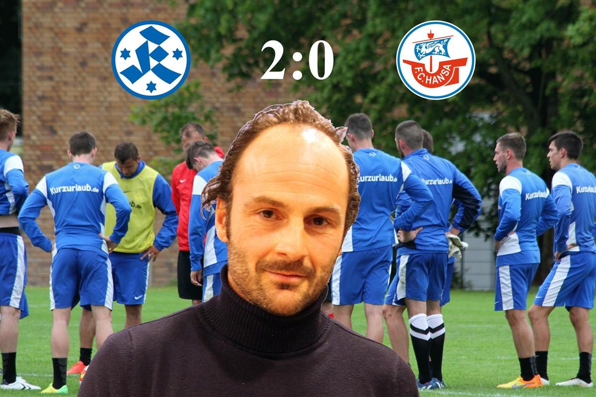 Ergebnis Hansa Rostock Heute