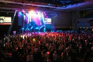 Ü30-Party am 5. März 2016 in der Stadthalle Rostock (Foto: Veranstalter/Ove Arscholl)