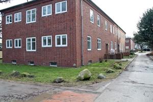 Früher als geplant startet die Wiro mit der Sanierung in der Albin-Köbis-Straße 10 in Markgrafenheide