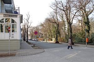 Fußgängerüberweg in der Warnemünder Wachtlerstraße kommt zurück