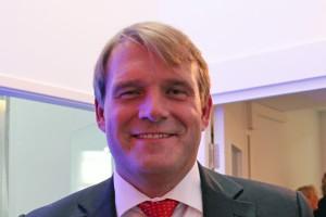 Robert Weber, Geschäftsführer von Antenne MV