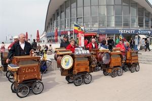 9. Drehorgeltreffen vom 29. April - 1. Mai 2016 in Warnemünde
