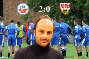 Hansa Rostock gewinnt gegen den VfB Stuttgart II mit 2:0 (Foto: Archiv)