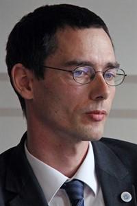 Dr. Jan Tamm, Kanzler der Uni Rostock