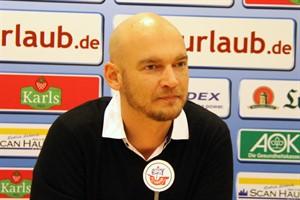 Markus Kompp verlässt Hansa Rostock aus privaten Gründen (Foto: Archiv)