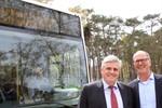 Mit dem Linienbus zum Strandresort Markgrafenheide