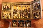 Restaurierter Nonnenaltar in der Universitätskirche übergeben