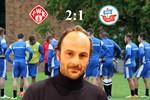 Hansa Rostock unterliegt den Würzburger Kickers mit 1:2