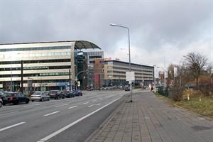Die Kreuzung am Vögenteichplatz gehört auch in der Verkehrsunfallstatistik 2015 weiterhin zu den Unfallschwerpunkten (Foto: Archiv)