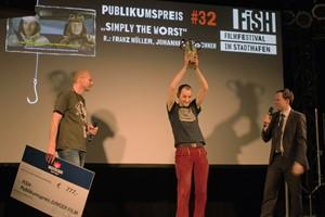 """Der Publikumspreis beim FiSH 2016 gab es für das schräge DDR-Road-Movie """"Simply The Worst"""" (Foto: Patrick Hinz)"""