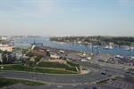 Grüne für Brücke über den Rostocker Stadthafen
