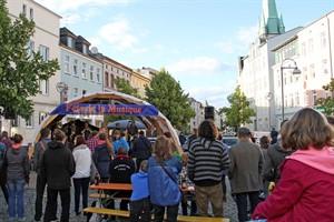 Fête de la Musique am 21. Juni 2016 in Rostock