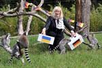 Rostocker Zoo-Orakel: Deutschland gewinnt 4:1 gegen die Ukraine