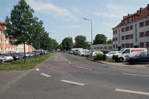 Maßmannstraße - im Juli startet die Umgestaltung und Erneuerung