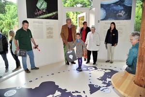 Artenschutz-Pavillon im Zoo Rostock eröffnet (Foto: Joachim Kloock)