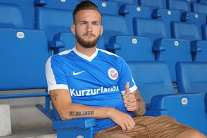 Fabian Holthaus wechselt zu Hansa Rostock