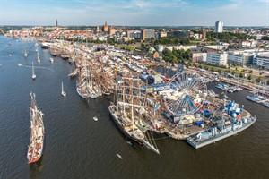 26. Hanse Sail Rostock vom 11. bis 14. August 2016 (Foto: Büro Hanse Sail/Volocam)