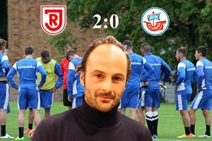 Hansa Rostock unterliegt Jahn Regensburg mit 0:2 (Foto: Archiv)