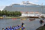 21. Warnemünder Drachenbootfestival zur Warnemünder Woche 2016